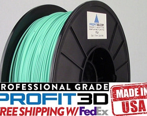 Mint PLA Filament 1.75mm 1kg