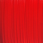 PLA 2.85 1kg TRANSLUCENT RED Filament by PROFIT3D