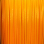 Translucent Amber PLA Filament 1.75mm 1kg